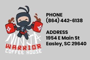 Ninja Warrior Coffee House