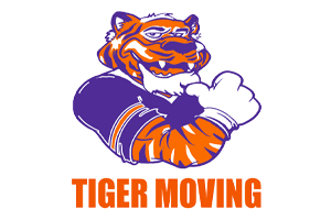 Tiger Moving