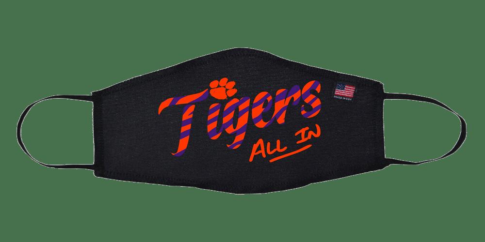 Black Tiger Stripes - ALL IN